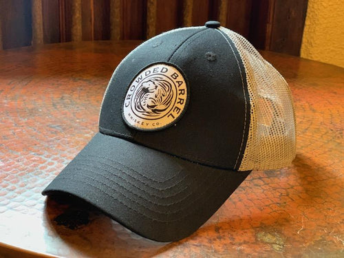 Crowded Barrel Whiskey Co Hat
