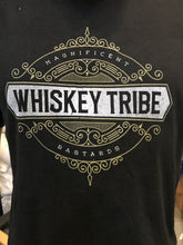 Whiskey Tribe - Black T-Shirt