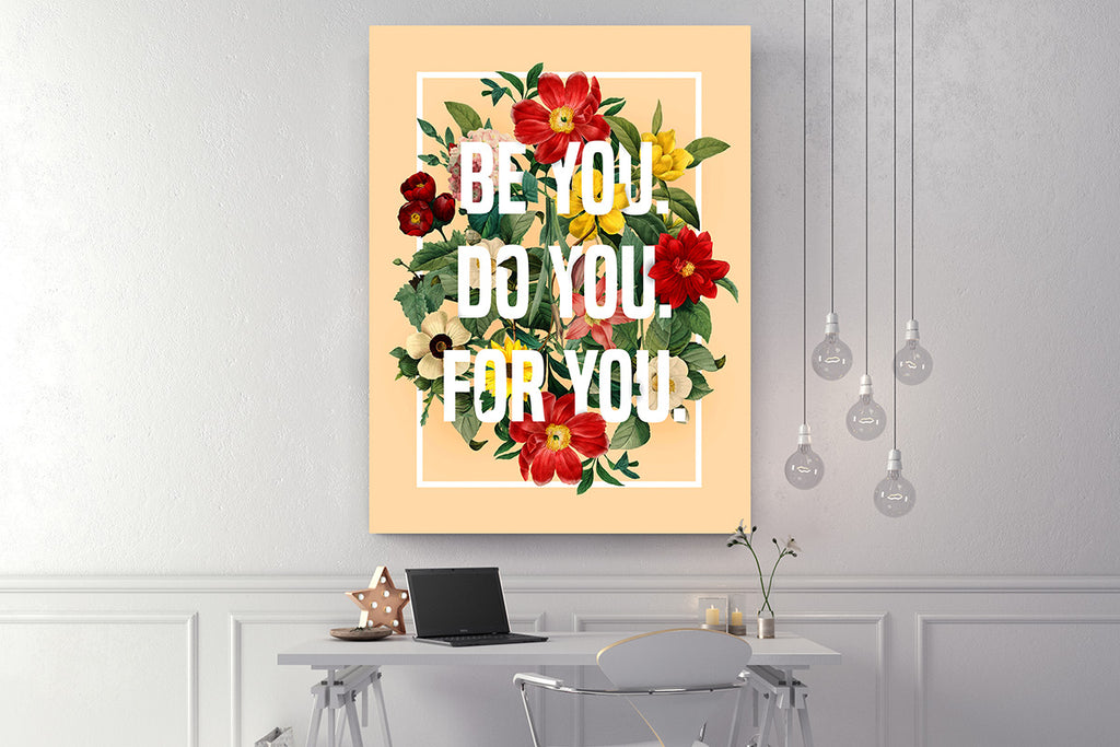Why You Need Motivational Quotes On Your Canvas Wall Art