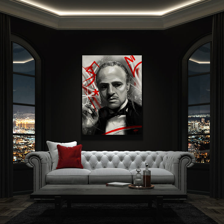 Godfather Wall Art