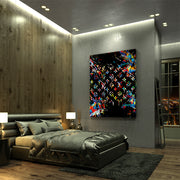 louis vuitton modern canvas art