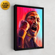 Martin Luther King wall art