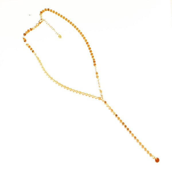 Rosa Lariat 14k rose gold fill agapantha jewelry.JPG