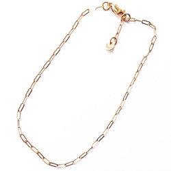 Ariana anklet rose gold fill agapantha jewelry.JPG