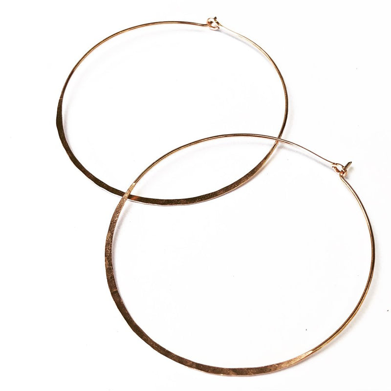 Ritu Hoops LG 14k rose gold fill earrings agapantha jewelry.JPG
