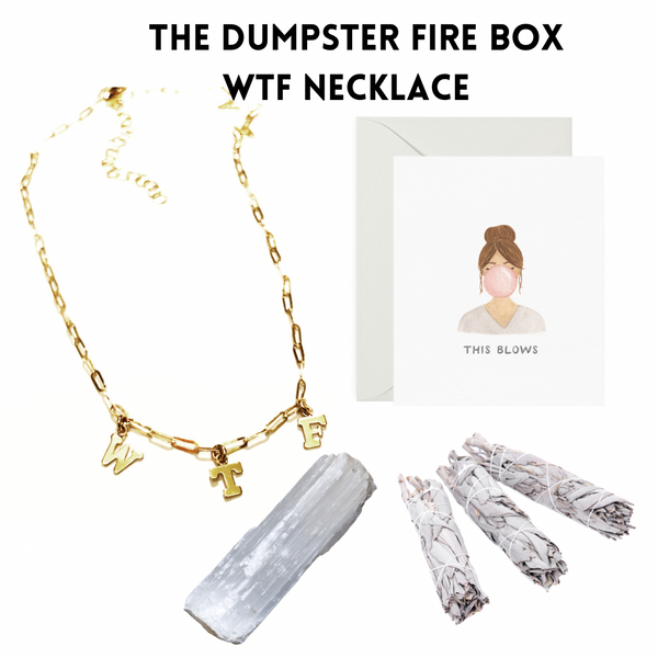 The Dumpster Fire Box - The Necklace