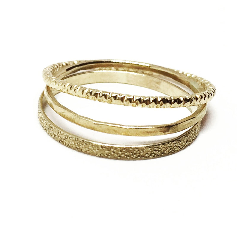 Kara trio 14k gold fill agapantha jewelry.JPG