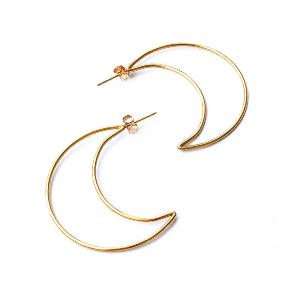 Correne Eclipse hoops 14k gold plated agapantha jewelry.JPG