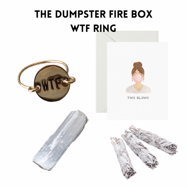 The Dumpster Fire Box - The Ring