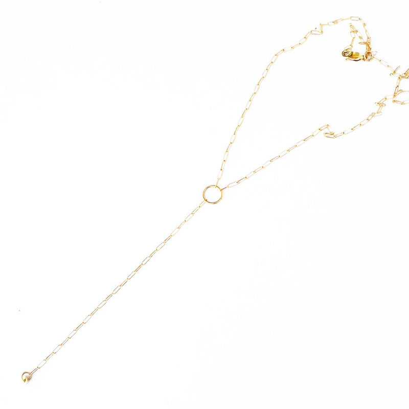 Ariana lariat 14k gold fill agapantha jewelry.JPG
