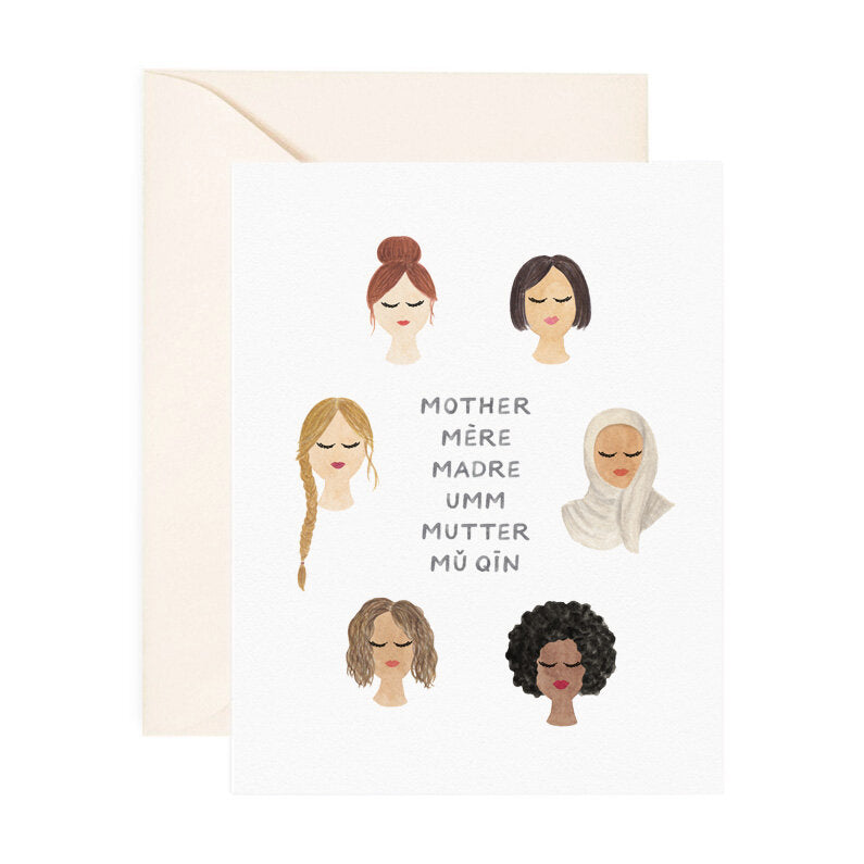 Global Mom Card