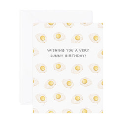 Sunny (Side Up) Birthday Card