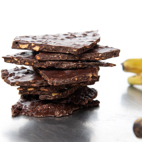 Bibamba Dark Chocolate with Sweet Plantains