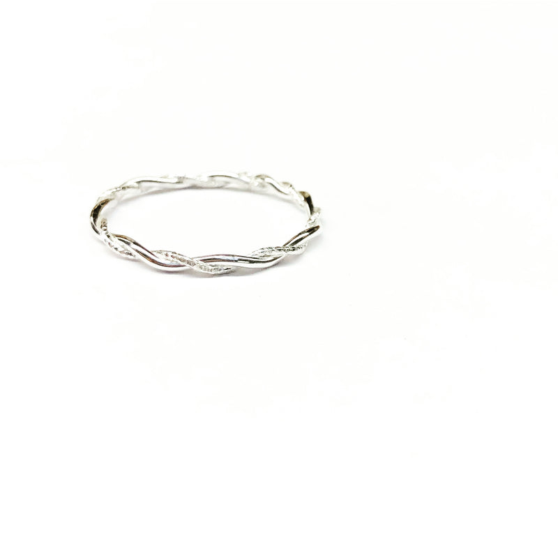 Jodi Twist Ring