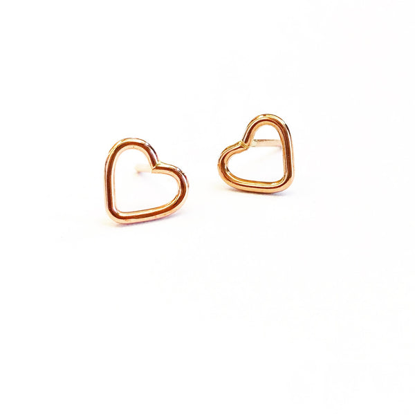 Junibel Sweetheart Studs