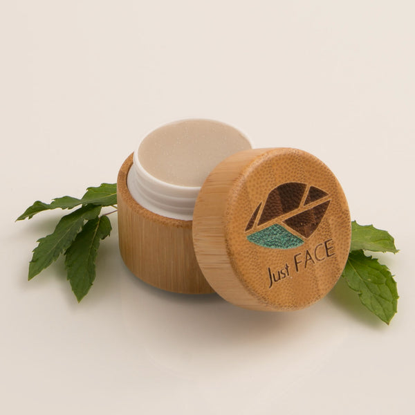 Just Face Peppermint Hot Chocolate Peel Lip Balm