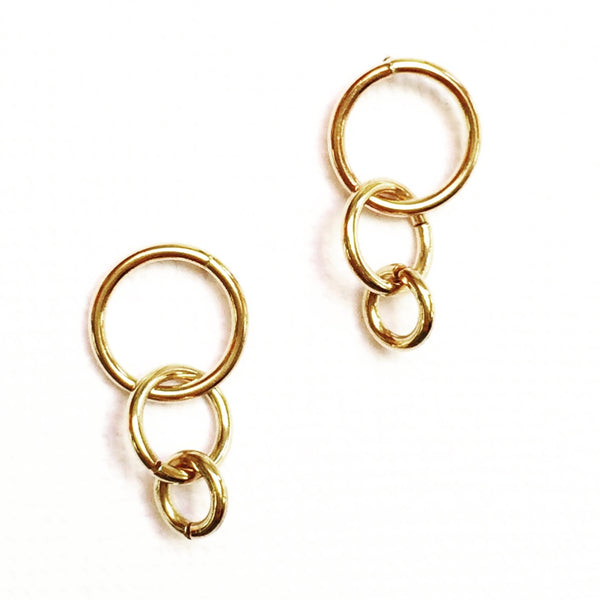 Alexis graduated circle studs 14k gold fill agapantha jewelry.JPG