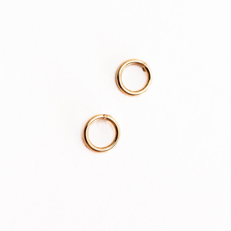 Eden full moon studs agapantha jewelry 14k gold fill sterling silver.JPG