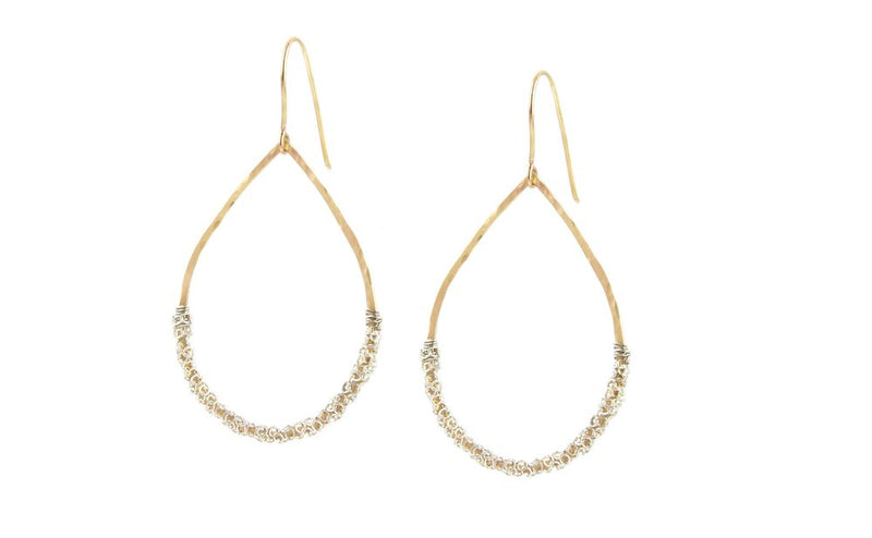 Michele chain hoops gf w: ss chain.jpg
