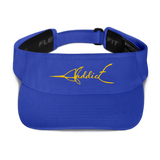 JF Addict Marlin Colored Visor