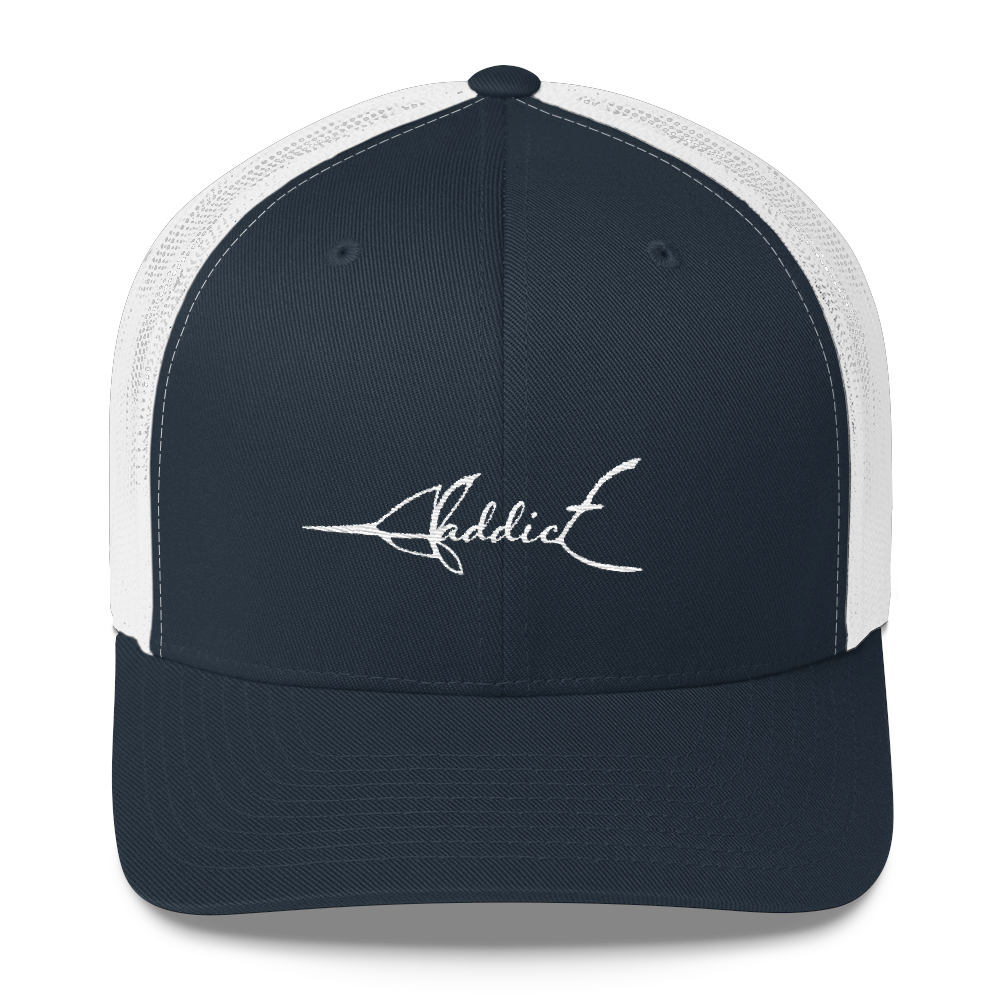 Just a Trucker Cap Addict Promotion