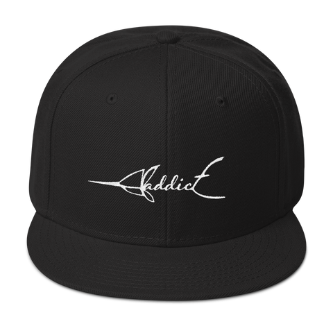 JF Addict Marlin Dark Colored Snapback