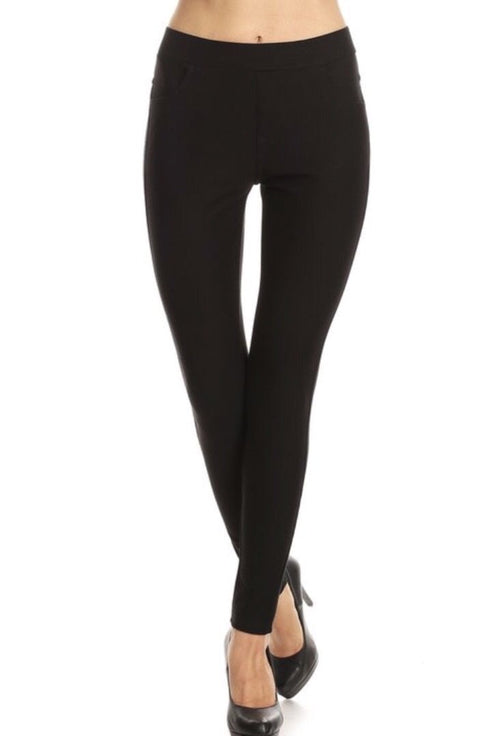The Best Ever Ponte Pants-Multiple Colors