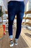 Gillian Medium Wash Skinny Jeans
