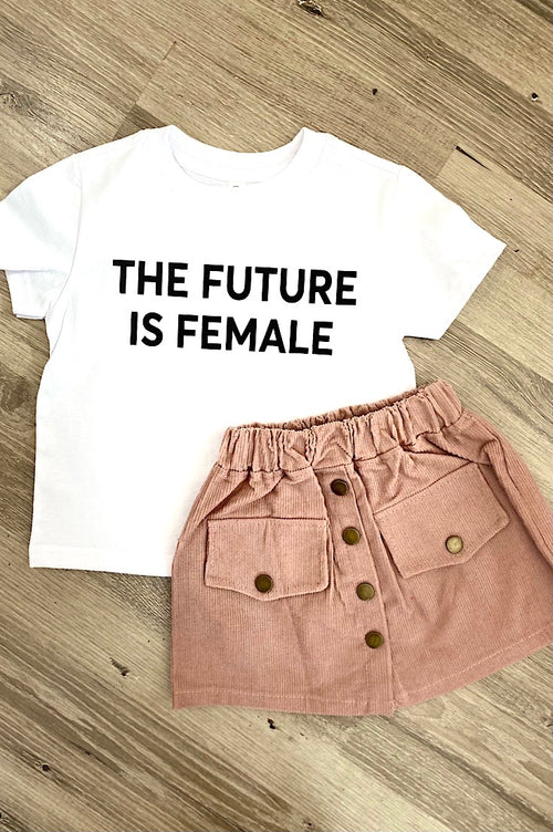 Future is Female Mini Version