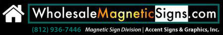 Wholesale Magnetic Signs
