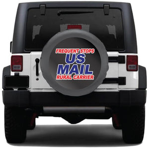 US Postal Service Graphics Kit for Tire Covers & Windows Red,White, & Blue