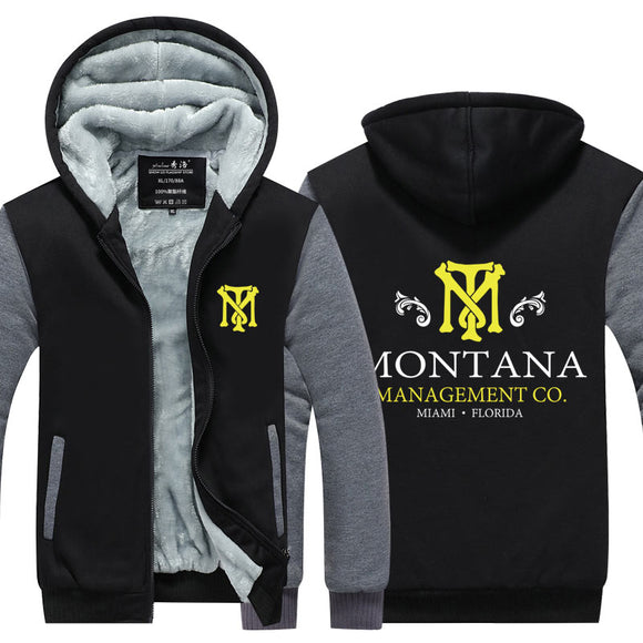 Scarface Montana Management Winter Jacket
