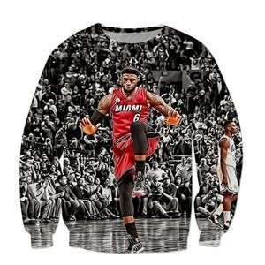 Lebron Signature King Pump Pullover