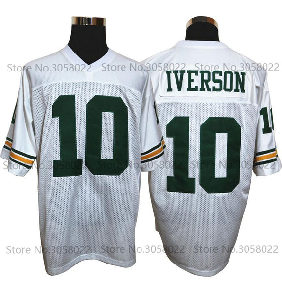 Allen Iverson High School Football Jersey
