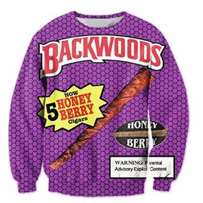 Backwoods Pullover