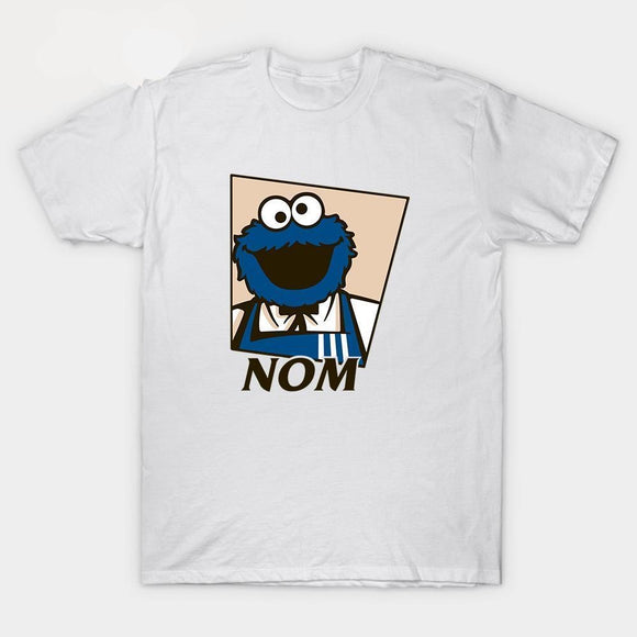 Cookie Monster Nom T-Shirt