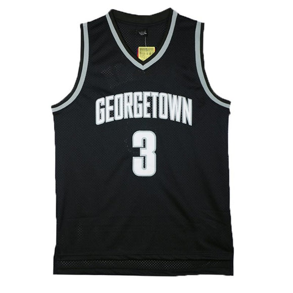 Allen Iverson Throwback Georgetown Jersey