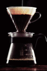 Brewing with Hario V60 Dripper 02