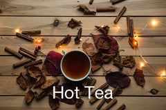hot tea recipes