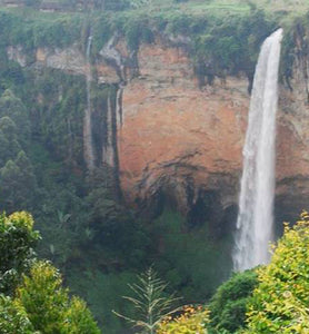 Uganda Kapkwai Sipi Falls Natural, Rainforest Alliance