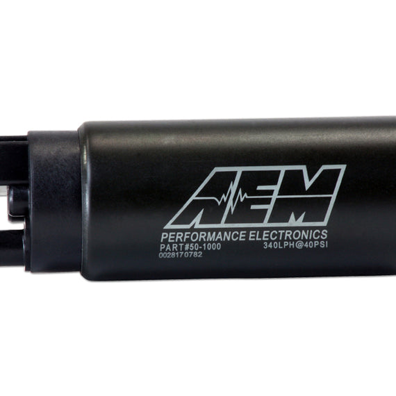 AEM 340LPH In Tank Fuel Pump (Offset Inlet) - Xenocron Tuning Solutions