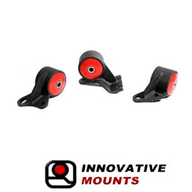 Innovative Mounts 88-91 Civic/CRX D-Series Mount Kit - Xenocron Tuning Solutions