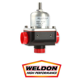 Weldon High Performance Adjustable Fuel Pressure Regulator