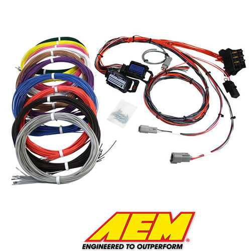 AEM Infinity Universal Wiring Harnesses – Xenocron Tuning ... on design solutions, suspension solutions, software solutions, roofing solutions, concrete solutions, plumbing solutions, kitchen solutions, electrical solutions, battery solutions, networking solutions, safety solutions, computer solutions, service solutions, cabling solutions, control solutions, body solutions, engineering solutions, carpet solutions, security solutions, lighting solutions,