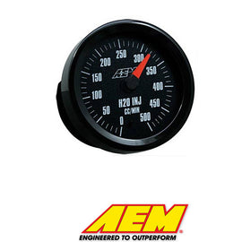 AEM Water/Methanol Flow Gauge - Xenocron Tuning Solutions