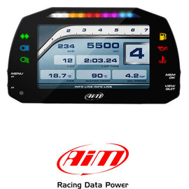 AIM MXS Strada Street Icon Dash - Xenocron Tuning Solutions