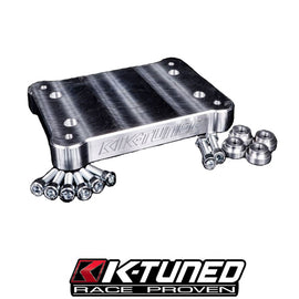 K-Tuned Billet RSX Shifter Base Plate - Xenocron Tuning Solutions