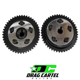 Drag Cartel Adjustable Cam Gears (Set of 2) - Xenocron Tuning Solutions