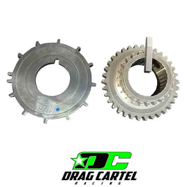 Drag Cartel Modified K-Series Crank Timing gear - Xenocron Tuning Solutions