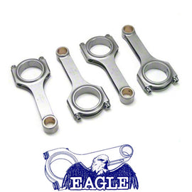 Eagle H-Beam Connecting Rods Honda D16A/Y/Z/ZC (5394H3D) - Xenocron Tuning Solutions